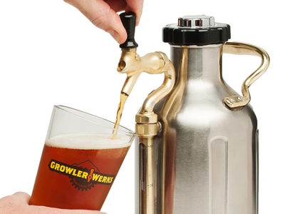 Go with GrowlerWerks this shopping season