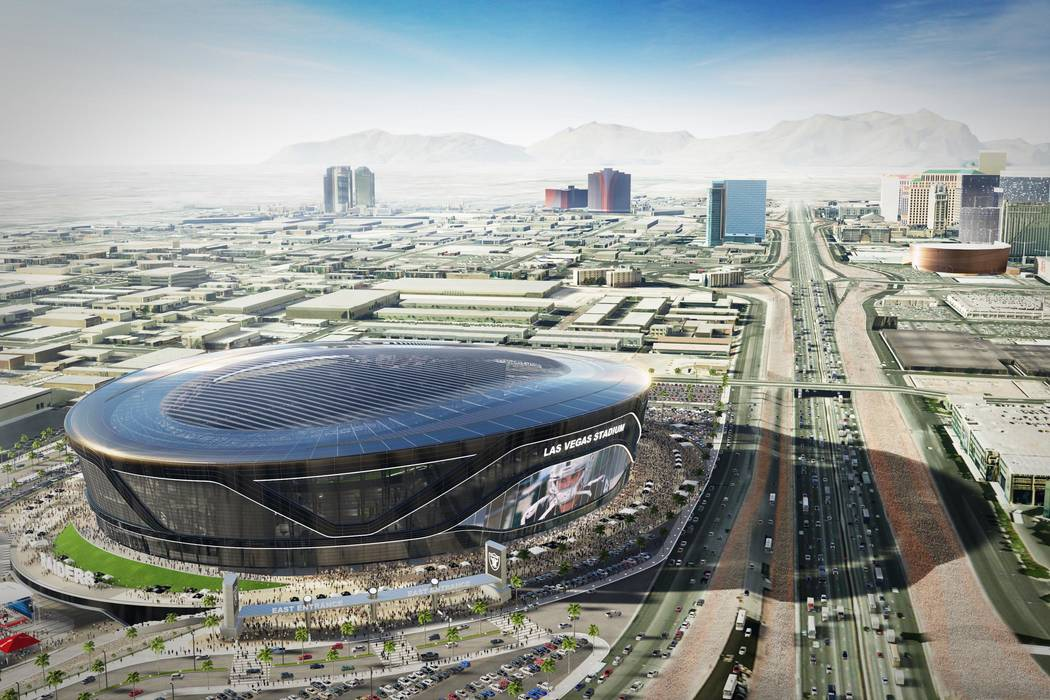 Tailgating At New Raiders Stadium In Vegas In Jeopardy