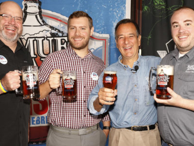 Win chance to brew with the pros at Samuel Adams 2