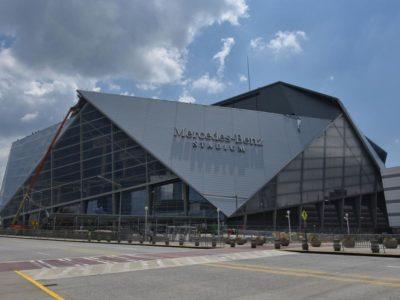 Atlanta's new Mercedes-Benz Stadium to be tailgating-friendly 3