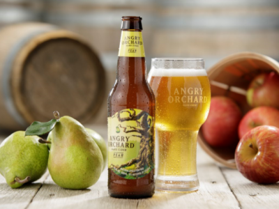 Angry Orchard Pear brings new twist to cider