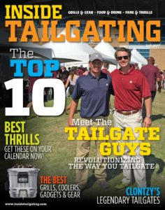 Best Tailgating Equipment: Inside Tailgating's Fall Issue