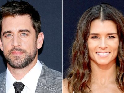 Danica and Aaron inspire our list of Top 5 sports couples 5