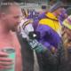 Vikings fan takes tailgating to polar extremes 1