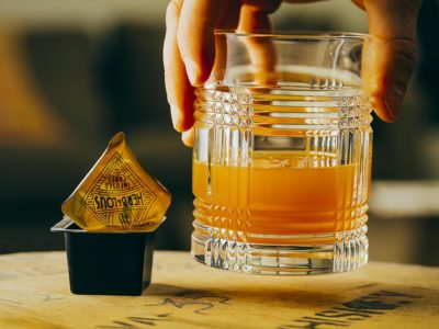 Raise the bar with Herb and Lou's Infused Ice Cubes 1