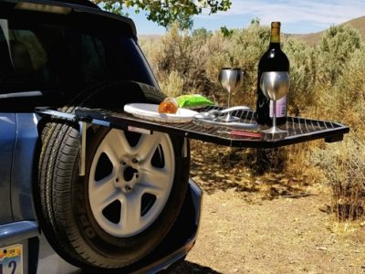 Get FREE TailGater Tire Table with our May giveaway 2