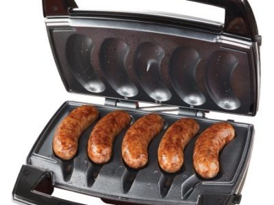 Product Spotlight: Johnsonville Sizzling Sausage Grill