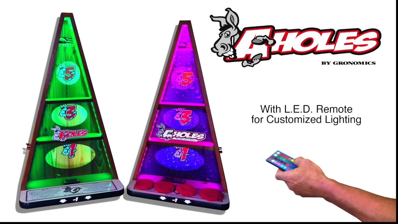 Darts meets cornhole in new tailgate game inside tailgating a new bar game called aholes is becoming all the rage in the midwest and we at inside tailgating are taking note when folks from that neck of the woods solutioingenieria Gallery