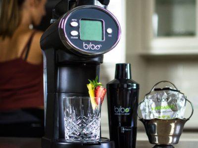 Bibo Barmaid makes single-serving cocktails easy