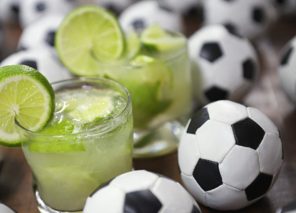 2018 World Cup watch party cocktails