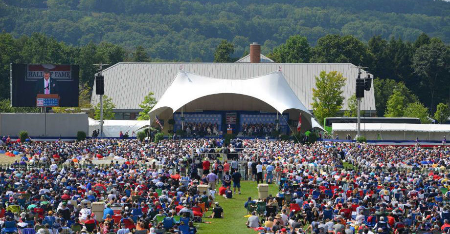 """""""Tailgating"""" in Cooperstown a Hall of Fame experience 4"""