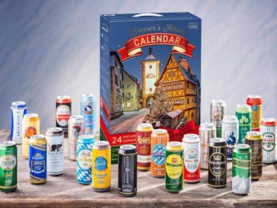 Spread holiday cheer with Brewer's advent calendar