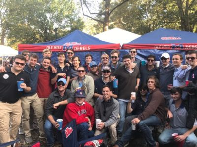 Venues like The Grove give tailgaters much to be thankful for 3