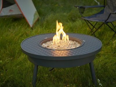 Perfect time of year to use (or give!) portable fire pit