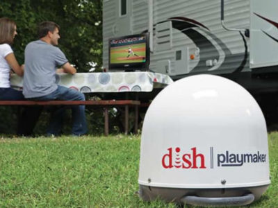 Our December giveaway - win a DISH Playmaker!