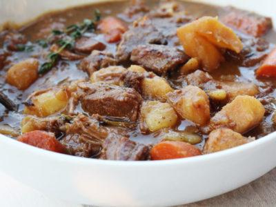 New Year's recipe: Irish Stew