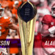 Last-minute party supplies for Clemson vs. Alabama 1