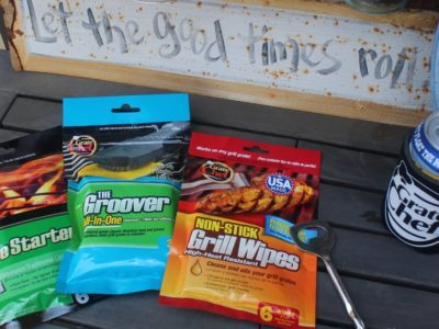 Win Grate Chef prize pack from Inside Tailgating 2