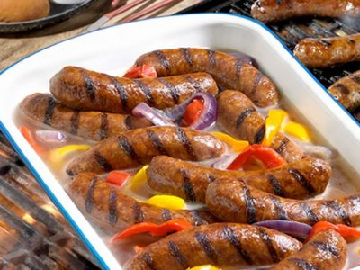 Johnsonville Beer Chaser Brats for MLB's opening weekend 1