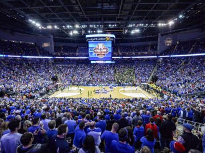 Scoping out NCAA regional cities Washington, Kansas City 3
