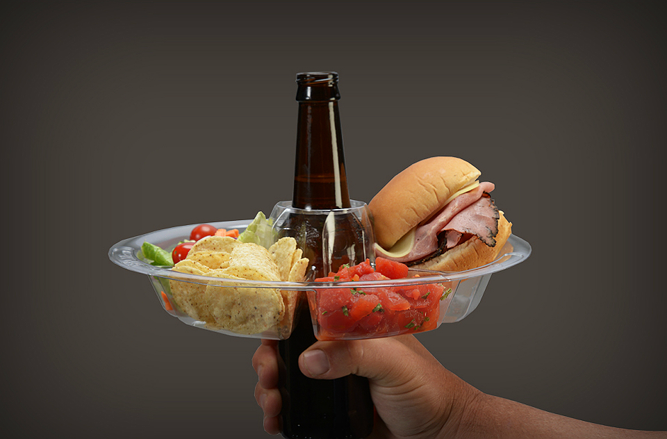 Go Plate is go-to for tailgating festivities
