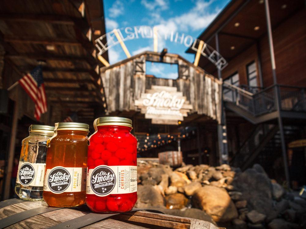 Ole Smoky Moonshine cocktails set the bar