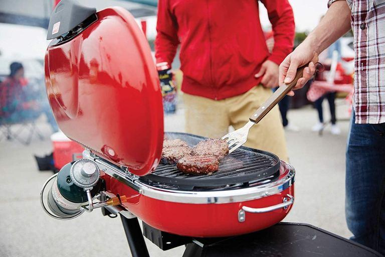 "Coleman RoadTrip LXE tops ""Select 6"" portable grills 1"