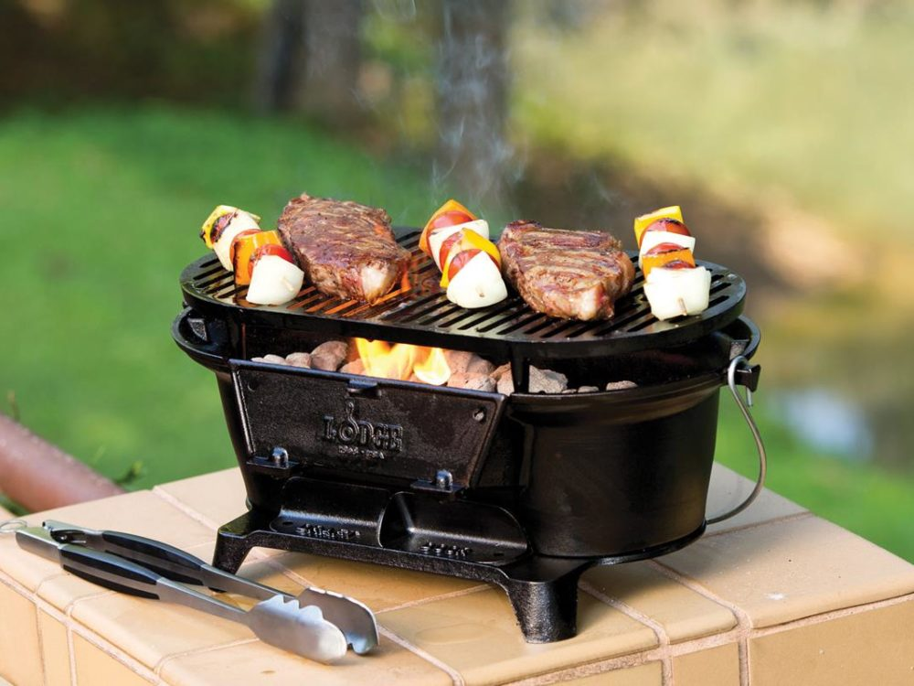 Inside Tailgating's Select 6 Portable Grills