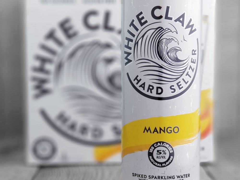 Select 6 results: White Claw Mango takes top seltzer spot