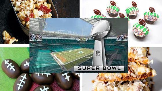 4 Super Bowl Party Dessert Ideas