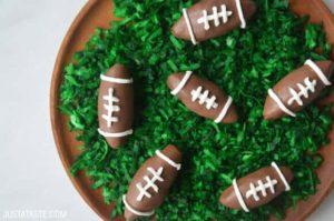 nutella football truffles recipe