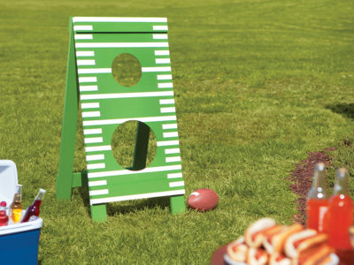 10 Tailgate games to liven up your homegate 1