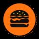 IT Burger Icon