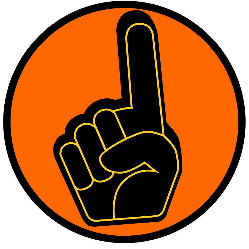 IT Fan Finger Icon