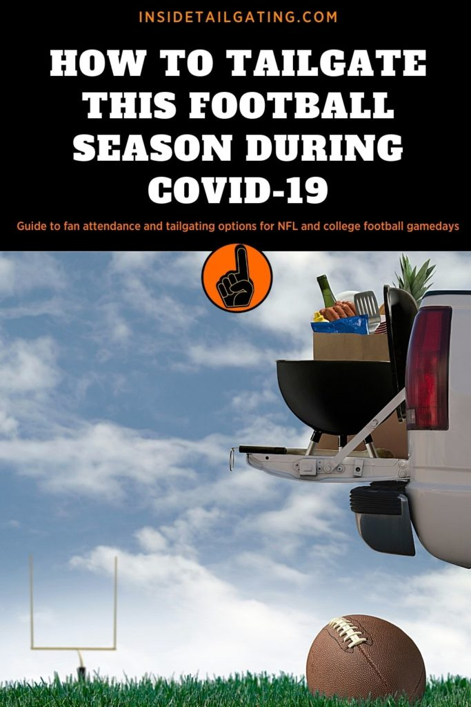Football Tailgating during COVID