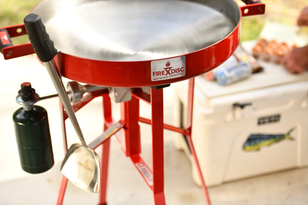 FIREDISC®: Revolutionizing Outdoor Cooking 7