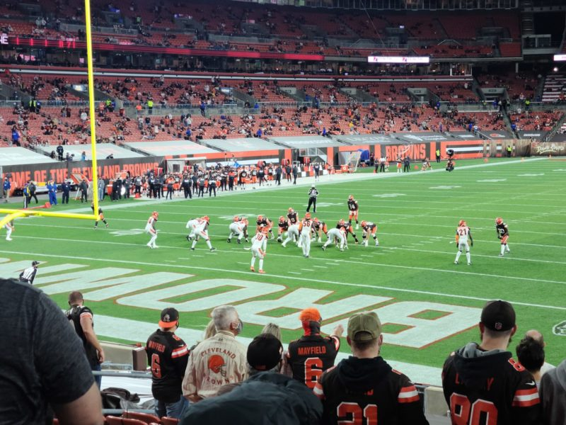 Football in 2020: Cleveland Browns 3