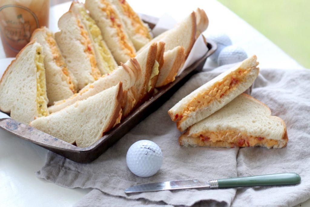 Masters Egg Salad Sandwich