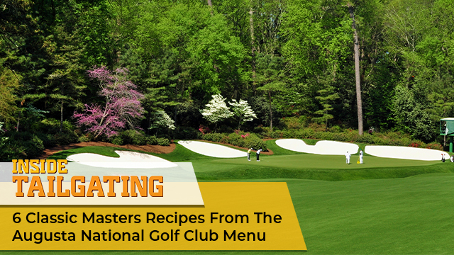 6 Classic Masters Recipes From The Augusta National Golf Club Menu 1