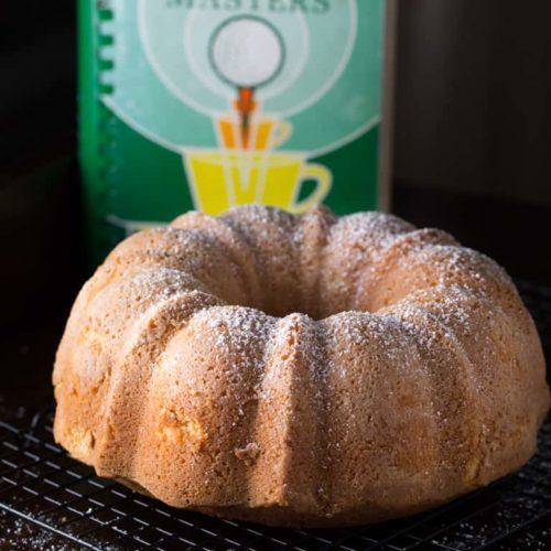 Augusta National Sour Cream Pound Cake