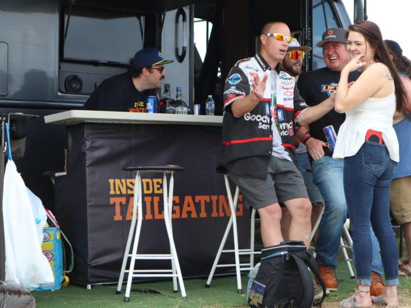 2021 Tailgate Tour: NASCAR Goodyear 400 in Darlington 1