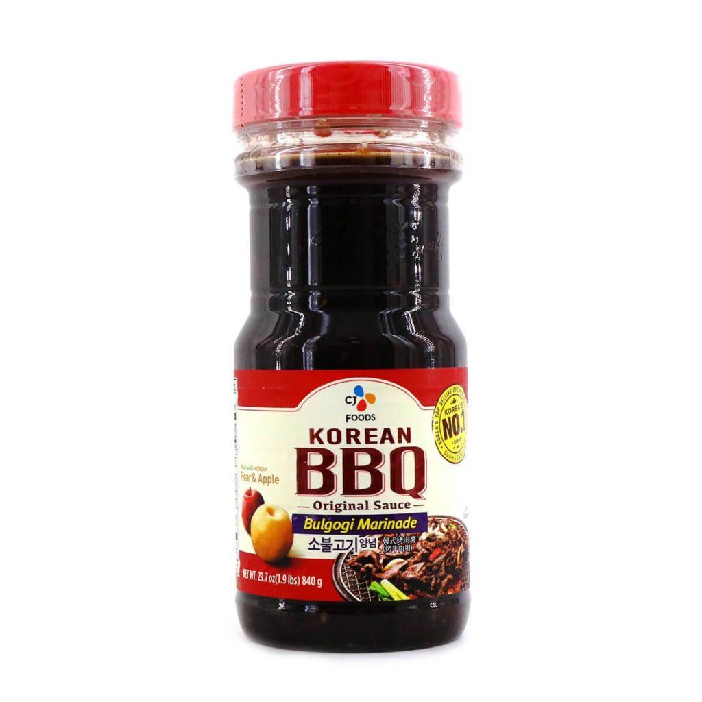 Best Korean Barbecue Sauce