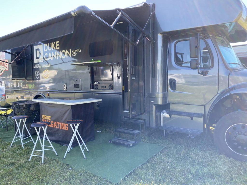 Tailgating the NASCAR Drydene 400: Inside Look at the Dover Tailgatng Scene 3