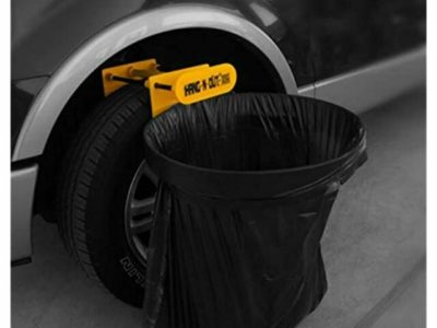 Best Tailgating Equipment And Tailgating Accessories - Hang N Out tailgating trash cans make cleanup a snap