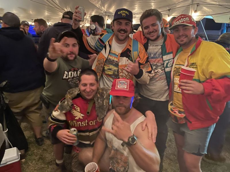 Tailgating the NASCAR Drydene 400: Inside Look at the Dover Tailgatng Scene