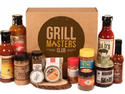 Join Grill Masters Club To Spice Up Tailgates