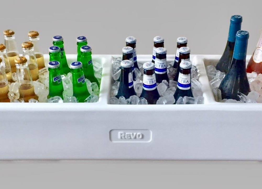"""""""Party barge"""" beverage tubs had us at hello"""