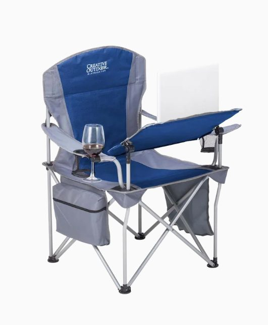 Creative Outdoor Folding Camping Chair