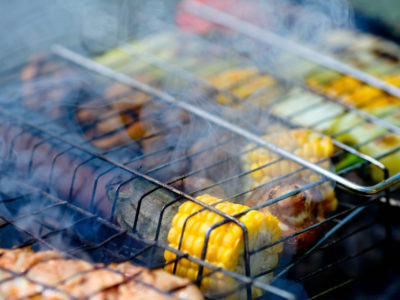 14 Crowd-Pleasing Sides Dishes You Can Make On Your Tailgating Grill