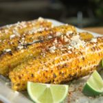 Elote (Mexican Grilled Corn)